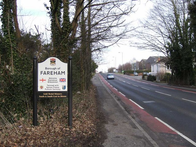Welcome to Fareham